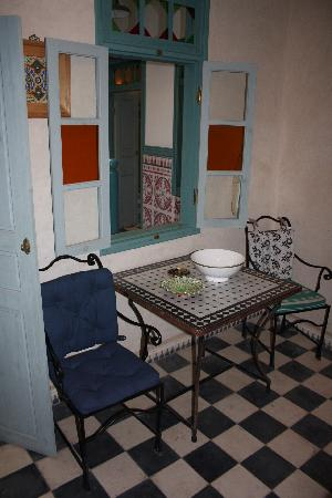 Riad des Palmiers : keuken