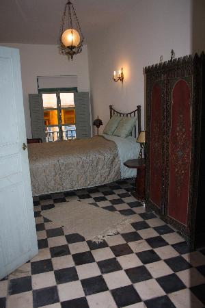 Riad des Palmiers : slaapkamer 2e verdieping