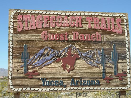 Stagecoach Trails Guest Ranch: Greeting