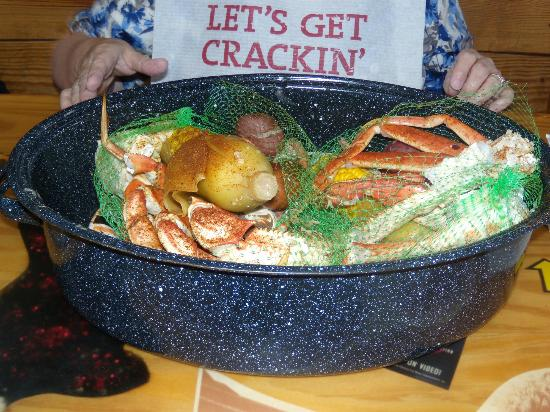 Joe's Crab Shack: Steampot