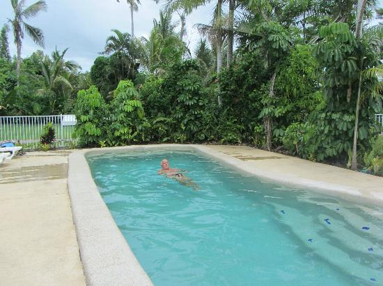 Absolute Backpackers Mission Beach: Swimming pool