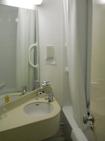 Chancellors Hotel: Bathroom