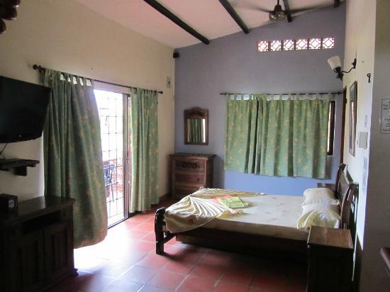 La Casa de Felipe: Schlafbereich