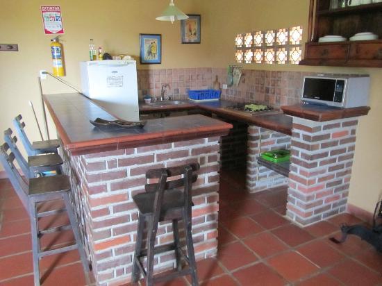 La Casa de Felipe: Küche
