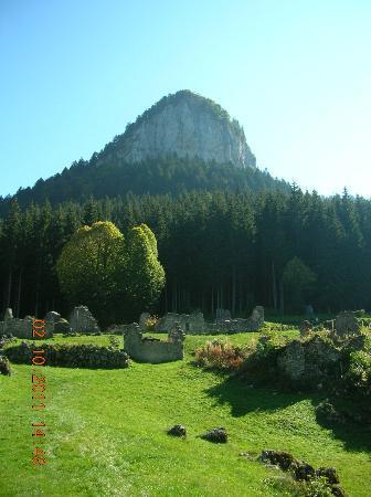 Parc naturel régional du Vercors : Valchevrière prés de Villard de Lans