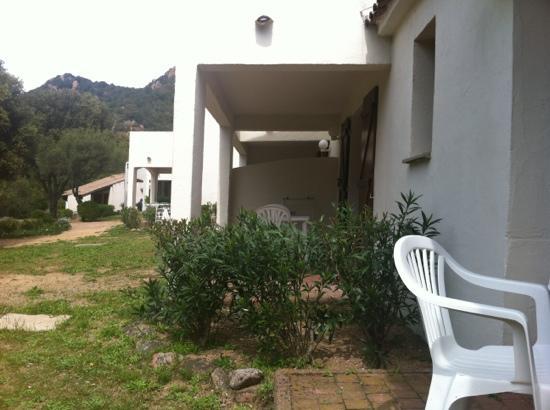 residence Mari di Soli: terrasse