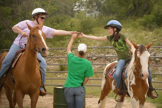 The Sugar & Spice Ranch: Fun and Games on Horseback
