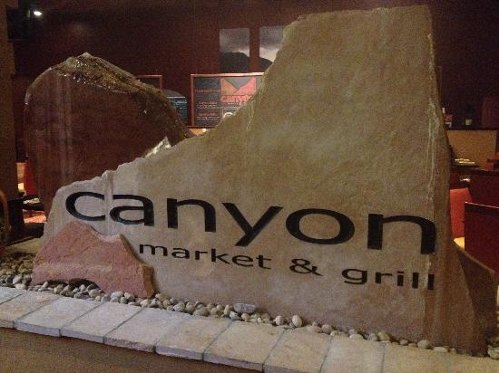 Canyon Market & Grill