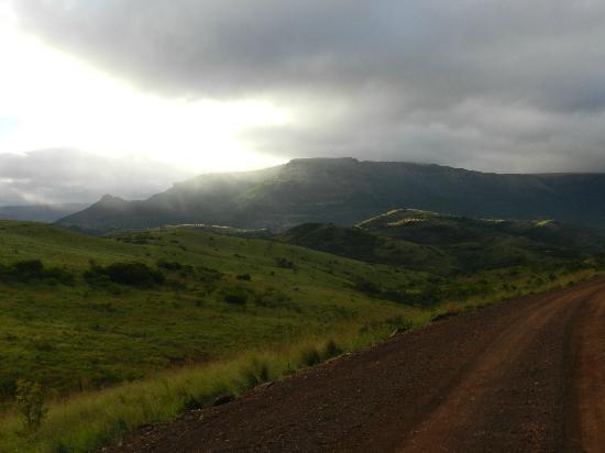 Ithala Game Reserve : Beautiful views