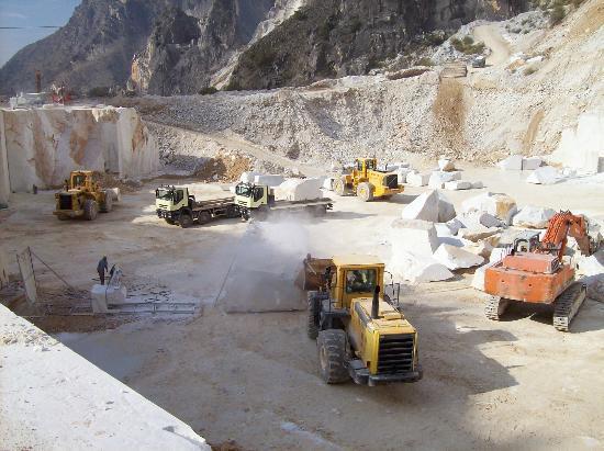 La Marmifera Main Station Picture Of Carrara Marble