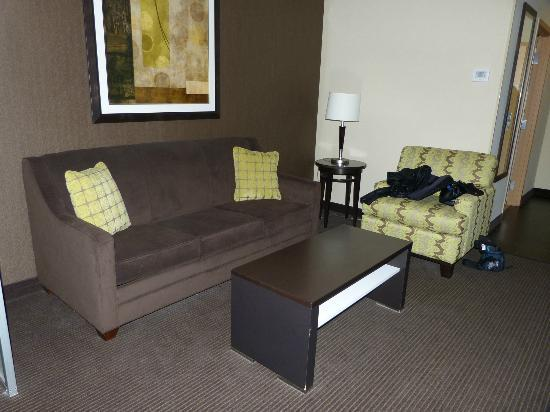 Best Western Premier Miami International Airport Hotel & Suites: The room