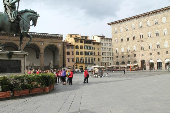 Soggiorno Antica Torre: Piazza della Signoria