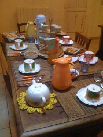 La Casa di Antonella: breakfast