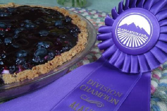 Sheep Mountain Lodge: Award-winning pie
