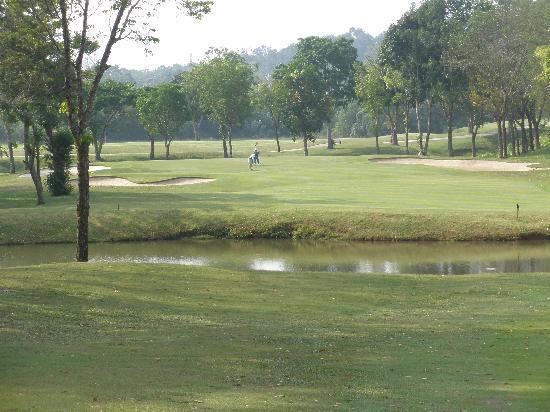 Blue Canyon Country Club: Golf Course- Lakes