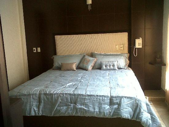 Posada Vistatepoz: habitacion san miguel