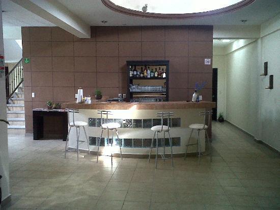 Posada Vistatepoz: bar