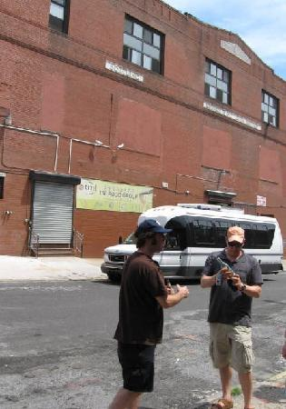 The New York Beer and Brewery Tour: Hittleman Brewery