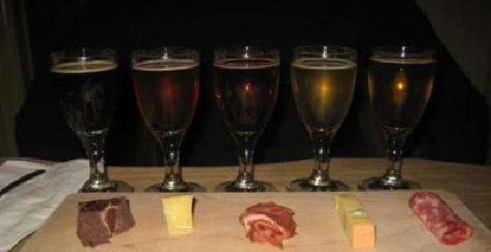The New York Beer and Brewery Tour: Beer and artisanal food pairing Spuyten Duvil