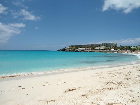Residence Anse des Sables: Maho Beach
