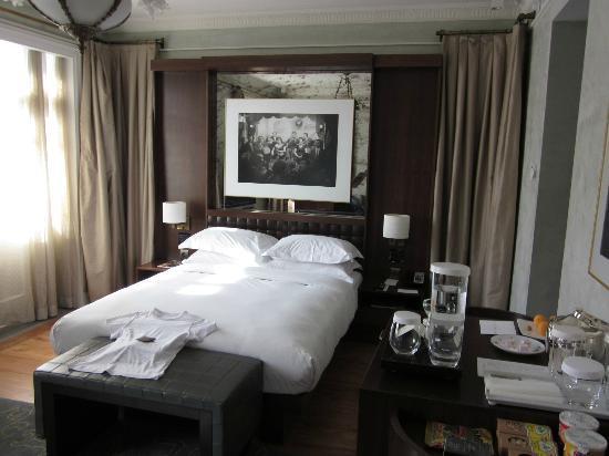 Park Hyatt Istanbul - Macka Palas: room view