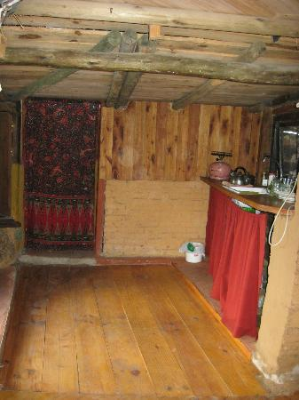 Caballos De Luz: Guest House Kitchen