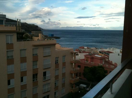 Las Caletillas, España: our room view