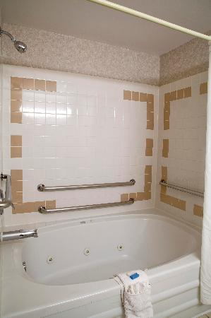 Baymont Inn & Suites Gurnee: In Room Jacuzzi