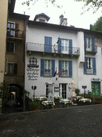 Albergo Del Sole : Nice location
