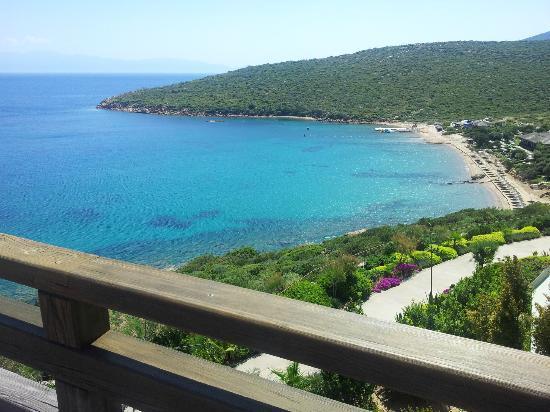 Kempinski Hotel Barbaros Bay: view of beach