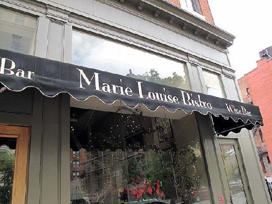 Photo of French Restaurant Marie Louise Bistro at 904 N Charles St, Baltimore, MD 21201, United States