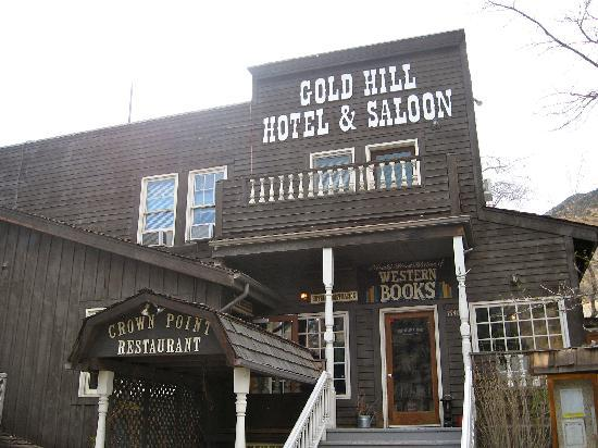 Gold Hill Hotel: Hotel Pic