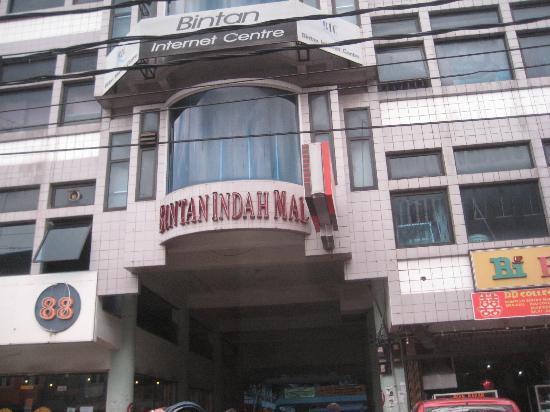 Tanjung Pinang, إندونيسيا: Main Shopping Mall