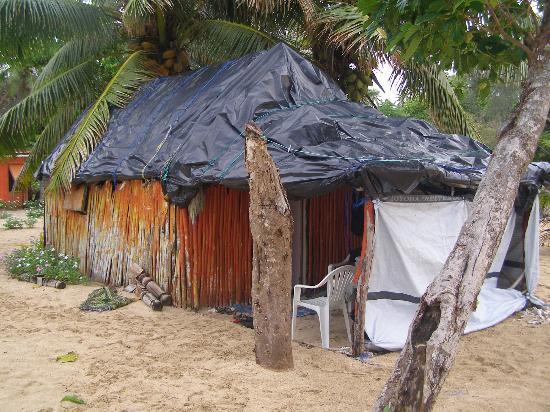 Taiana's Resort: Wind and rain proof