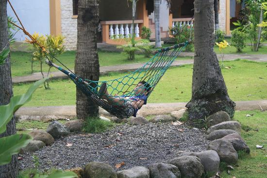 Alonaland Resort: hammock