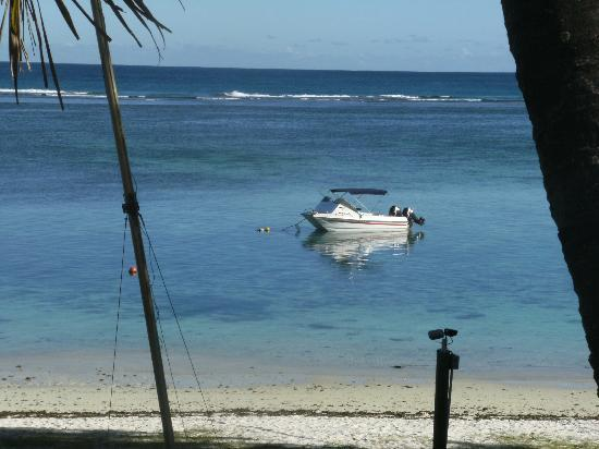 Residence C'est Ici: lagon