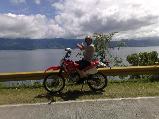 Leyte Dive Resort: Bike for hire