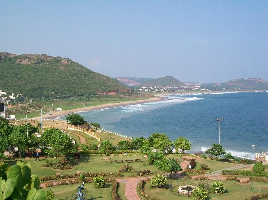 Visakhapatnam, Inde : beautiful landscape