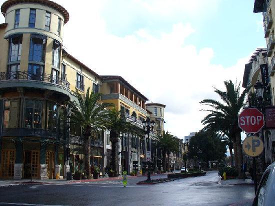 Hotel Valencia - Santana Row: Santana Row