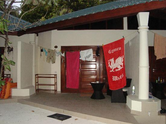 Embudu Village: Our room