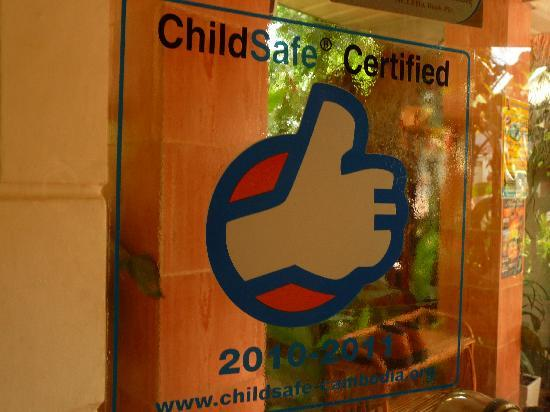 My Home Cambodia : Child Safe network