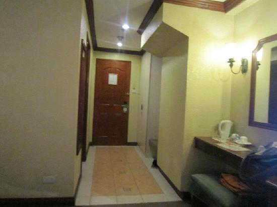 Hotel Veniz: view
