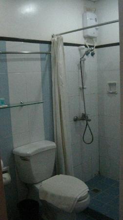 The Maxwell Hotel: Bathroom
