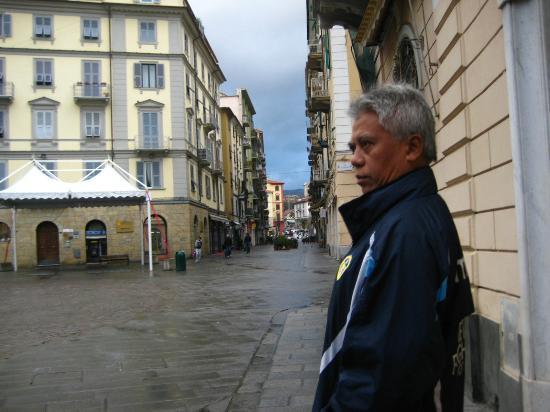 Affittacamere Casa Dane: Just outside the hotel entrance
