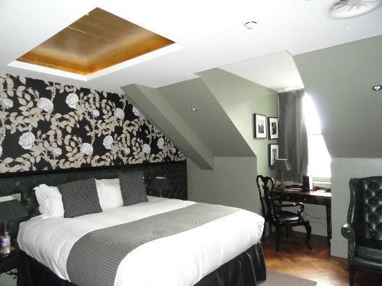 Le Monde Hotel Edinburgh: Dublin Room