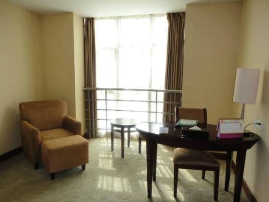 Yan Bei Hotel: 西側は景色良し