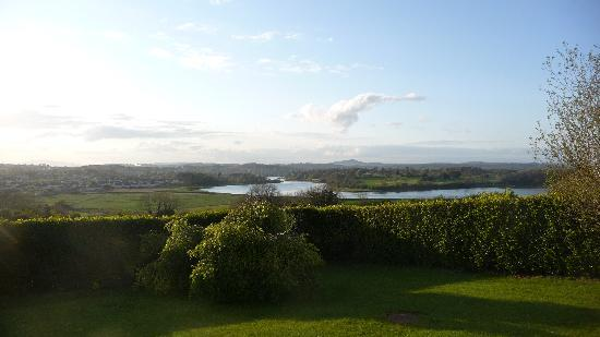 Samuels Heritage B&B: View from Samuels Heritage Guesthouse in Waterford