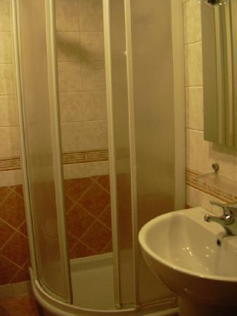 Hotel Pomezia: Bagno