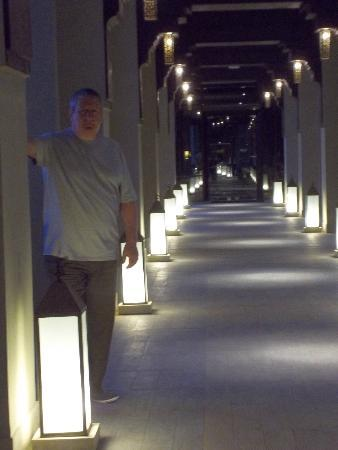 Hotel Riu Palace Tikida Agadir: walkway