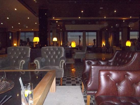 Hotel Riu Palace Tikida Agadir : lobby bar